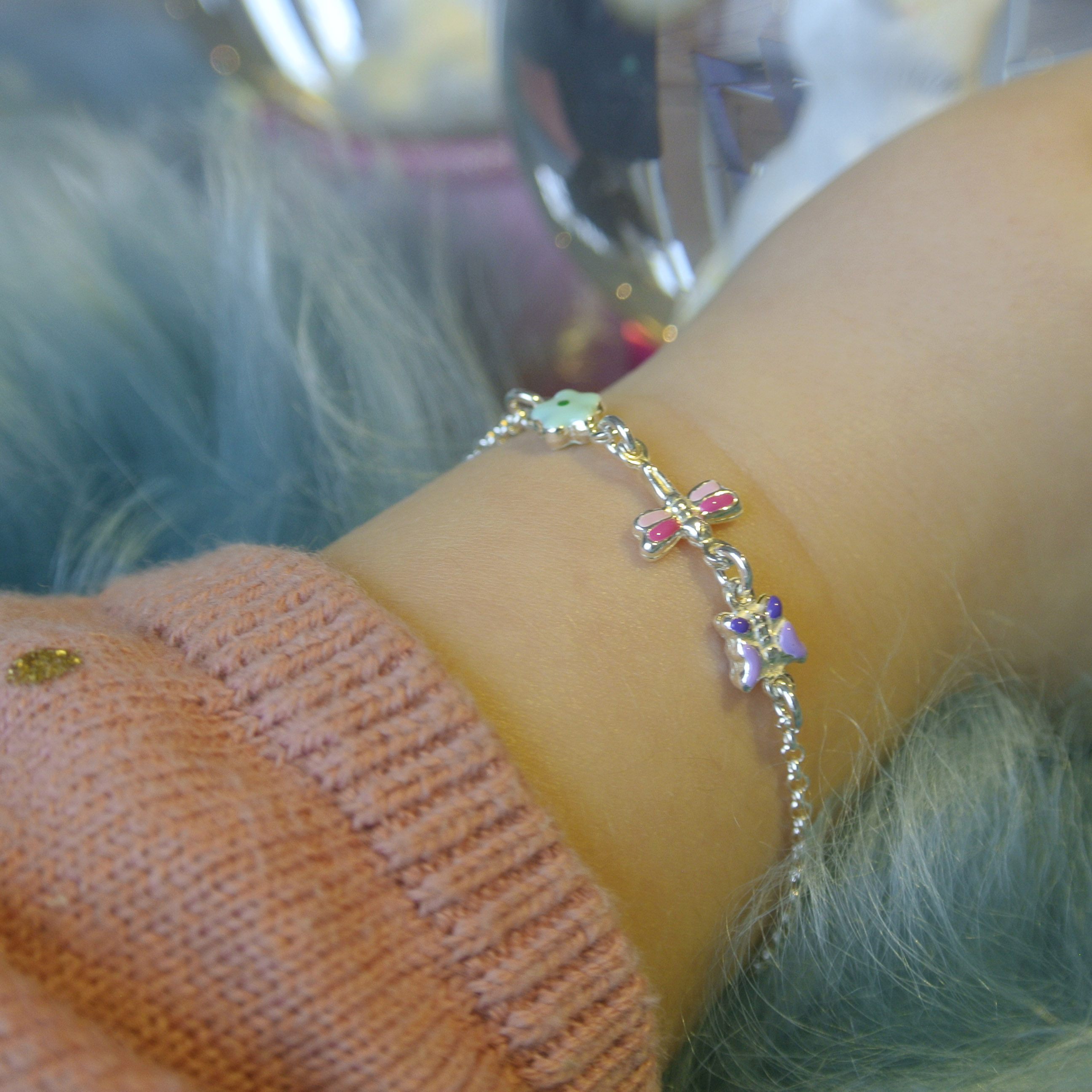 | Meisjes Armband When i was just a little girl