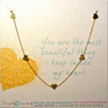Most beautiful thing Ketting