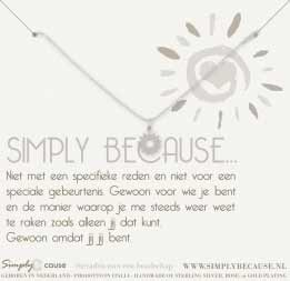 armband simply because zonnetje