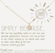 Simply Because! Ketting
